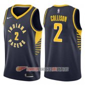 Camiseta Darren Collison #2 Indiana Pacers Icon 2017-18 Azul