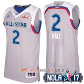 Camiseta Wall #2 All Star Wizards Gris 2017