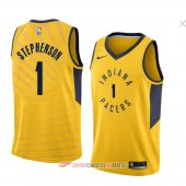 Camiseta Lance Stephenson #1 Indiana Pacers Statement 2018 Amarillo