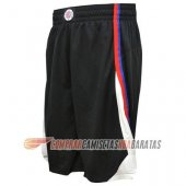 Pantalone Los Angeles Clippers Negro