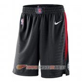 Pantalone Los Angeles Clippers Statement 2018 Negro