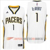 Camiseta Stephenson #1 Indiana Pacers Blanco