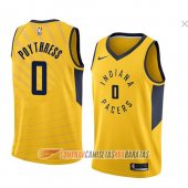 Camiseta Alex Poythress #0 Indiana Pacers Statement 2018 Amarillo