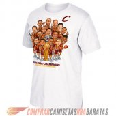 Camiseta Cavalier Campeon Final Blanco